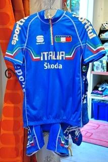 上下セット ジャージ イタリアナショナルチーム