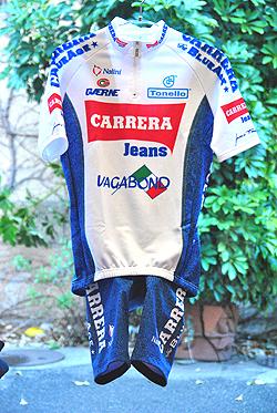 カレラ ジーンズ 自転車 ジャージ