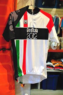 2012 サンティーニ ジロ ジャージ