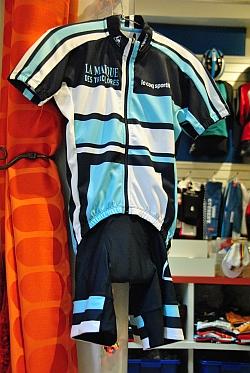 ルコック 2012 自転車 ジャージ