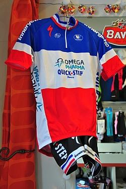 フェルマルク 2012 チームジャージ オメガファルマ クイックステップ フランス