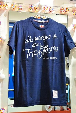 ルコック Tシャツ 自転車