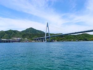 晴れのしまなみ海道