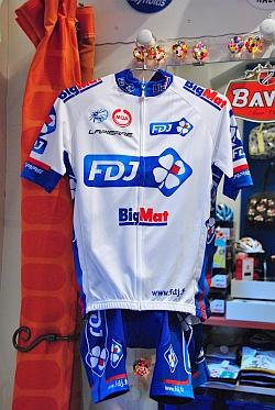 自転車 チームジャージ