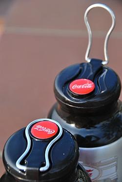 エリート コカコーラ ボトル