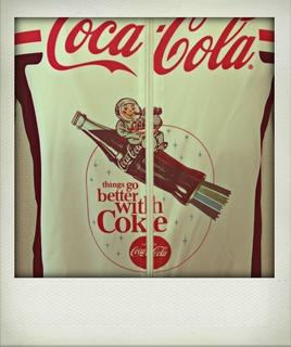 コカ・コーラ サイクルジャージ
